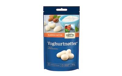 DLN Yoghurtnötter pähkinäsekoitus 80g