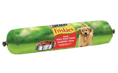 Friskies Lihapaloja pateessa 1kg koiranmakkara