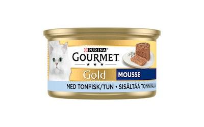 Gourmet Gold Tonnikalaa Mousse 85g kissanruoka