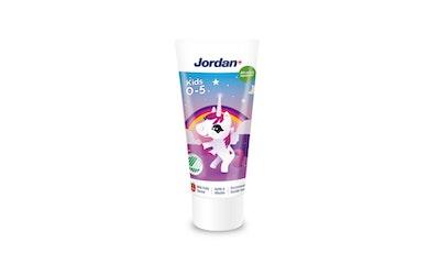 Jordan Kids hammastahna 50ml 0-5 vuotiaille