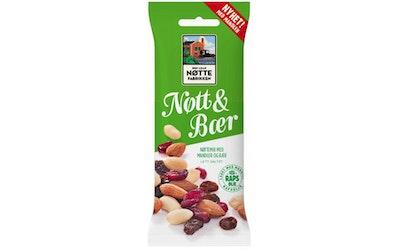 DLN Nött & Bär 60g pähkinäsekoitus