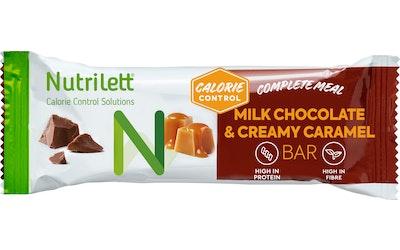 Nutrilett meal 60g maitosuklaa karamelli