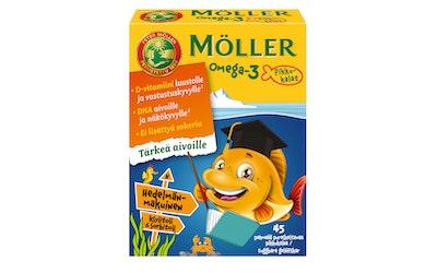 Möller Omega-3 45kpl 54g pikkukalat