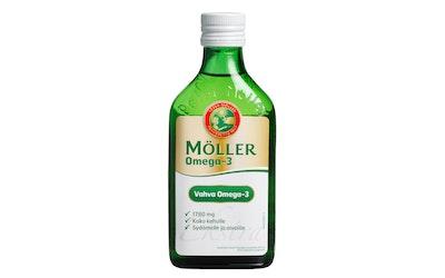 Möller Omega-3 kalaöljy 250ml