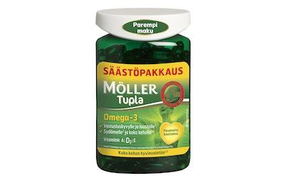 Moller Tupla omega 3 150kpl 135g