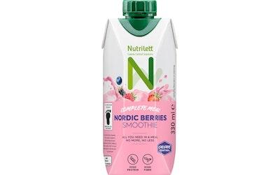 Nutrilett smoothie 330ml berries