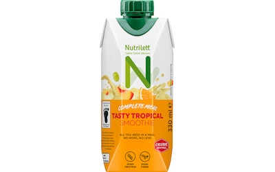 Nutrilett smoothie 330ml tropic