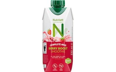Nutrilett smoothie 330ml berryboost