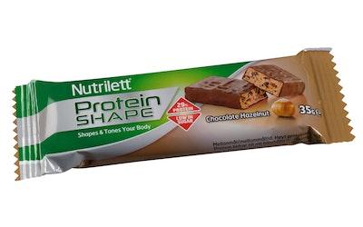 Nutrilett Prot Shape suklaa hasselpähkinäpatukka  35g
