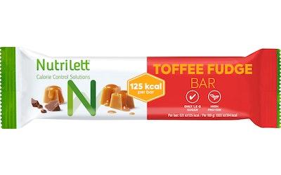 Nutrilett suklaapatukka 40g toffee fudge