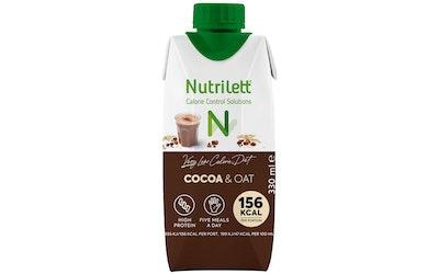 Nutrilett smoothie 330ml cocoa-oat
