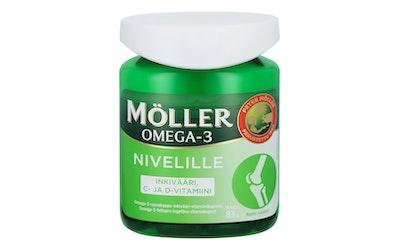 Möller Nivelille ravintolisä 76kaps/83g