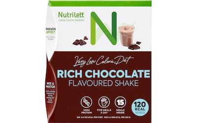 Nutrilett RichChoco shake 15x33g
