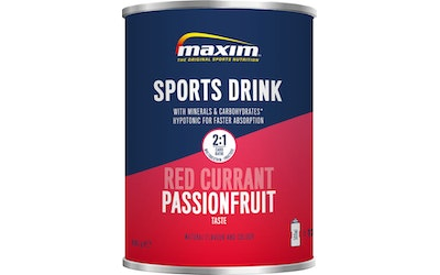 Maxim Sports Drink 480g Red Curr-Passion