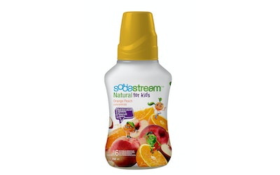 SodaStream Natural Kids Orange Peach 750ml