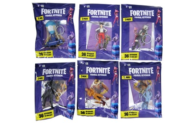 Fortnite 3D figuuri avaimenperä