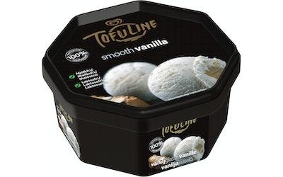 TofuLine vaniljajäätelö 0,75L / 395 g