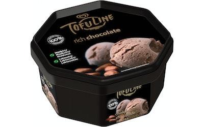 Tofuline jäätelö 750ml suklaa