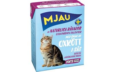 Mjau kissanruoka kastikkeessa 370g nauta