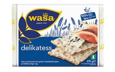 Wasa Delikatess näkkileipä 270g