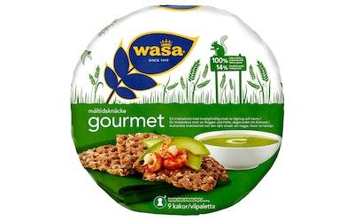 Wasa Måltidsknäcke Gourmet näkkileipä 330g