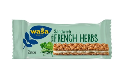 Wasa Sandwich 30g cheese/French herbs