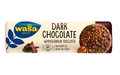 Wasa Dark Chocolate Biscuit 230g