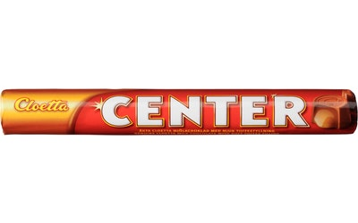 Cloetta toffee center nappirulla 78g UTZ