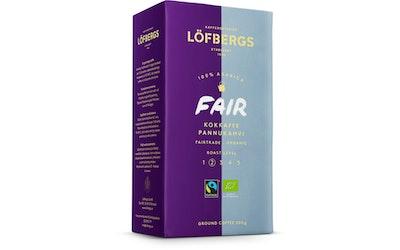 Löfbergs Fair Pannukahvi Keskipaahto 500g