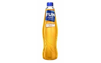 Fun Light appelsiininmakuinen juomatiiviste 0,5l
