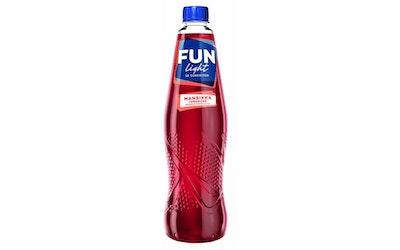 Fun Light mansikanmukainen juomatiiviste 0,5l
