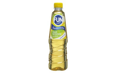 Fun Light 0,5l fresh lemonade juomatiiviste