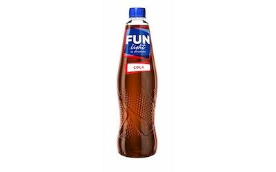 Fun Light 0,5l colanmakuinen juomatiiviste