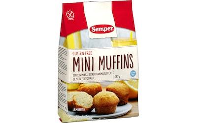 Semper mini muffinssit 185g gton