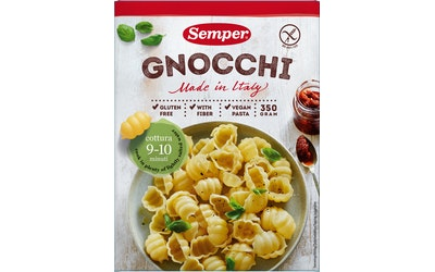 Semper Gnocchi gluteeniton pasta 350 g