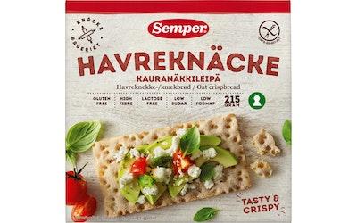 Semper Kauranäkkileipä 215g gluteeniton