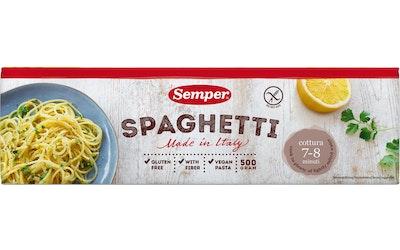 Semper Spagetti 500g gluteeniton