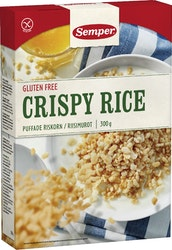 Semper 300g Riisimurot gluteeniton