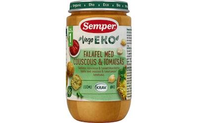 Semper Vego Eko falafel ja couscous tomaattikastiketta 235g 12kk