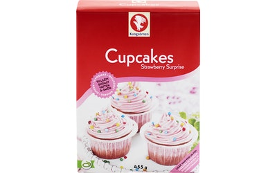 Cupcakes Strawberry Dream 455g