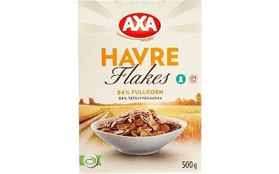 AXA Havre flakes 500g kauramuro