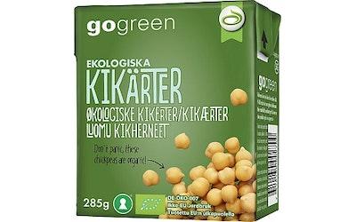 GoGreen Kikherneet Luomu tetra 285 g
