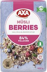 AXA Berries mysli 600g marja