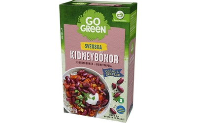 GoGreen kidneypapuja 400 g