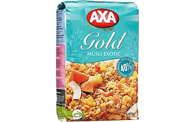 AXA Gold Mysli 600g exotic