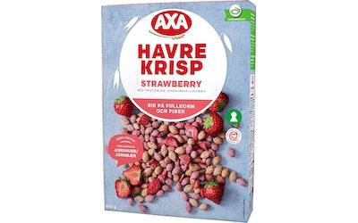 AXA Havre Krisp 300g mansikka