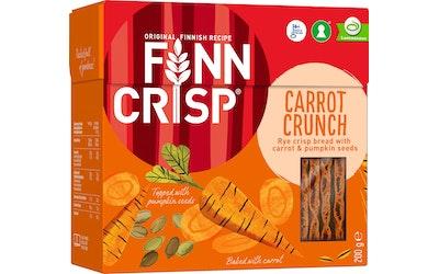 Finncrisp carrot crunch näkkileipä 200g