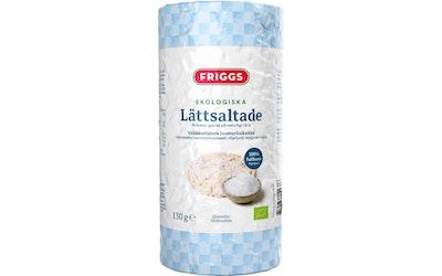 Friggs riisikakku 130g luomu, vähäsuolainen