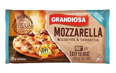 Grandiosa kiviuunipizza 165g mozzarella