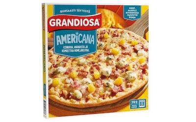 Grandiosa kiviuunipizza american 310g